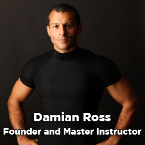 The Kill or Be Killed Podcast, Self Defense Training: with Damian Ross and Survivor Kevin Jones