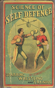 Very old thinking on the Science of Self Defense (Courtesy National Endowment for the Humanities)