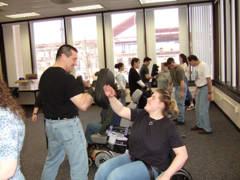 Self Defense for people with disabilities