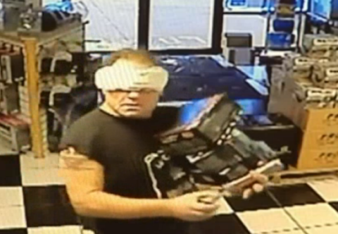 Man Disguises Himself with Maxi-pad…robs Auto Parts Store