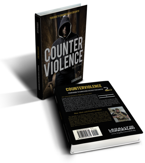 Book REVIEW: Counter Violence