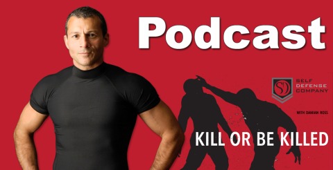 The Kill or Be Killed Podcast:  The Confidence Episode
