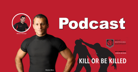 Crime on Campus – The Kill or Be Killed Podcast