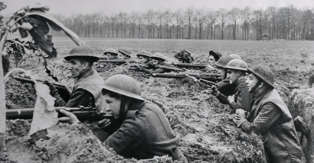 the significance of trench warfare in world war i The true significance of the first world war  improving in 1914-18 through a learning curve which eventually enabled the allies to breakout from the stalemate of the trenches that is little.