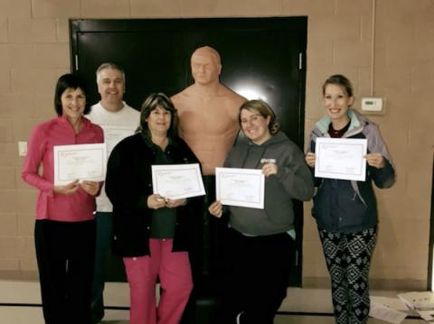 "Self Defense Classes ""Crushing it"" in Frankenmuth, Michigan"