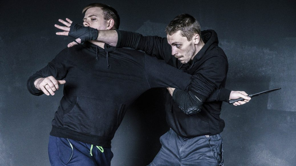 I don't hate Krav Maga   I just think it's silly