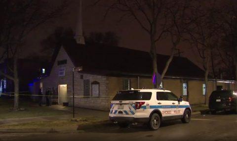 Chicago Church Member Stops Attacker in Church Gunfight