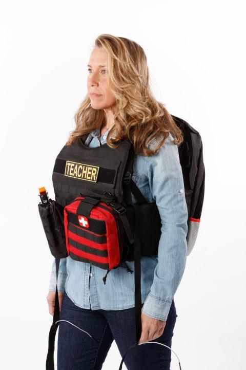 NEW Bulletproof Backpack