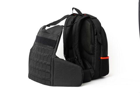 Raising the standard on Bulletproof Backpacks