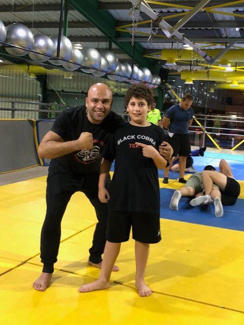 Self Defense Company Instructor Spotlight: Elie Bitar