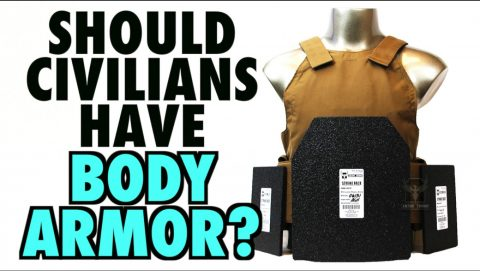 Chicago Bans Body Armor…We have a sale!