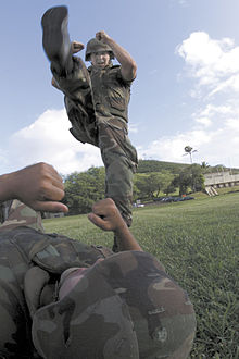 220p Marines Stomp Combat Boot