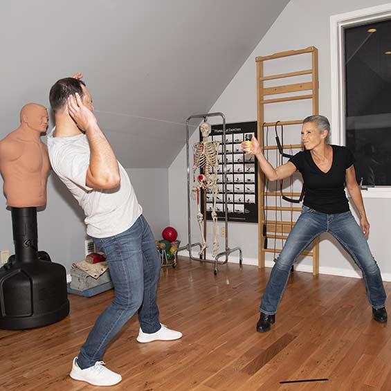 60 Minute Self Defense Training Course