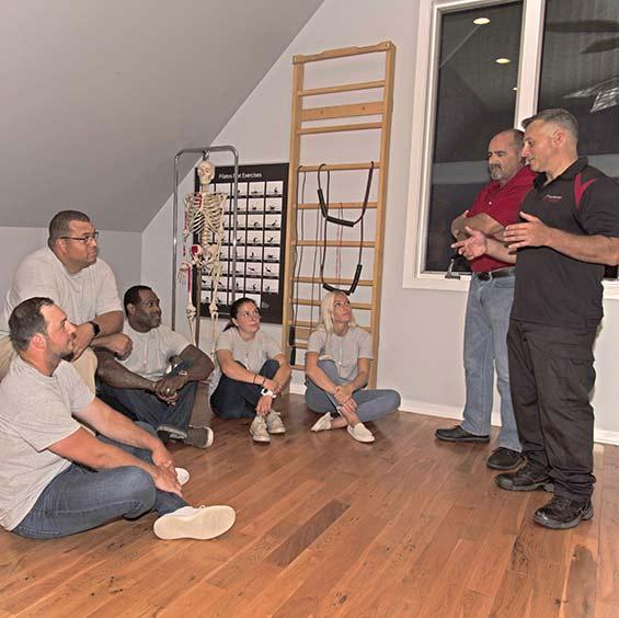 Awareness course Self Defense Training