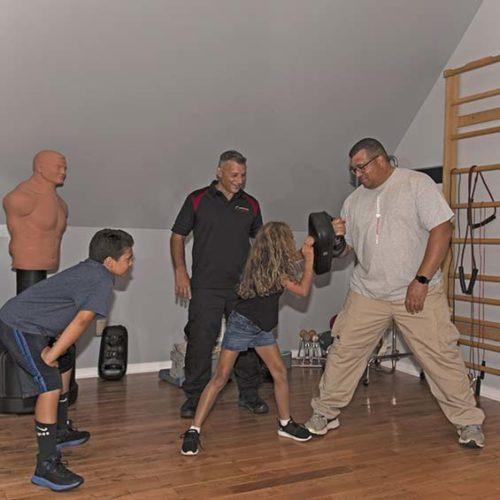 Family Safe Self Defense Training Course