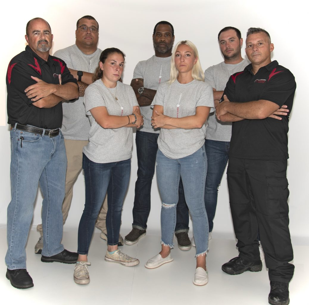The Self Defense Company Team