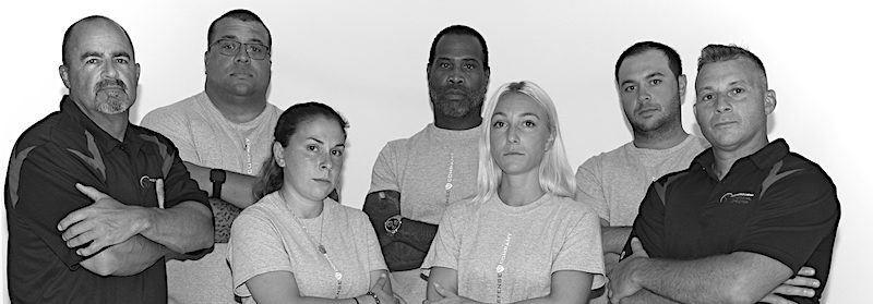The Self Defense Company Team Photo