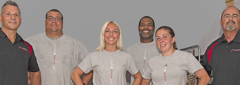 The Self Defense Company Team Photo color photo