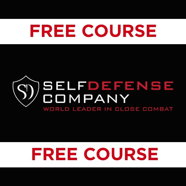 Free Lesson Self Defense Training Course