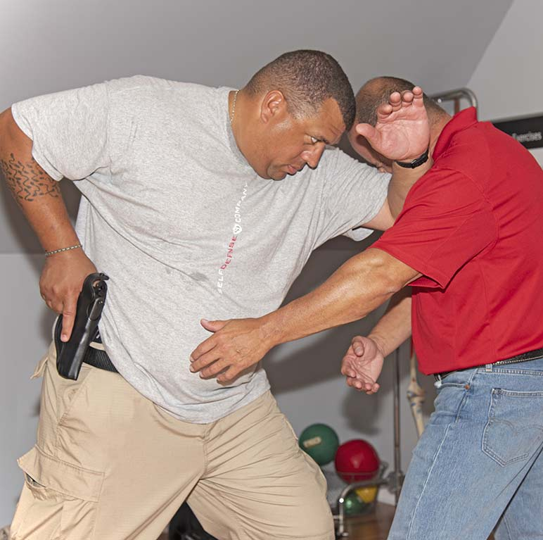 Guardian Weapon Retention Self Defense Training Course