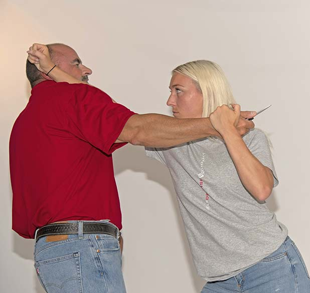 reality check self defense course